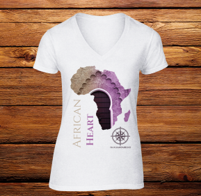Camiseta-African-Heart-Branca-Wood-(F)