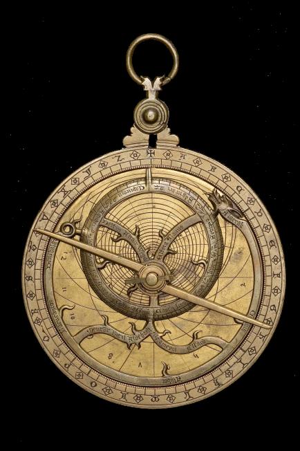 Astrolábio-Árabe