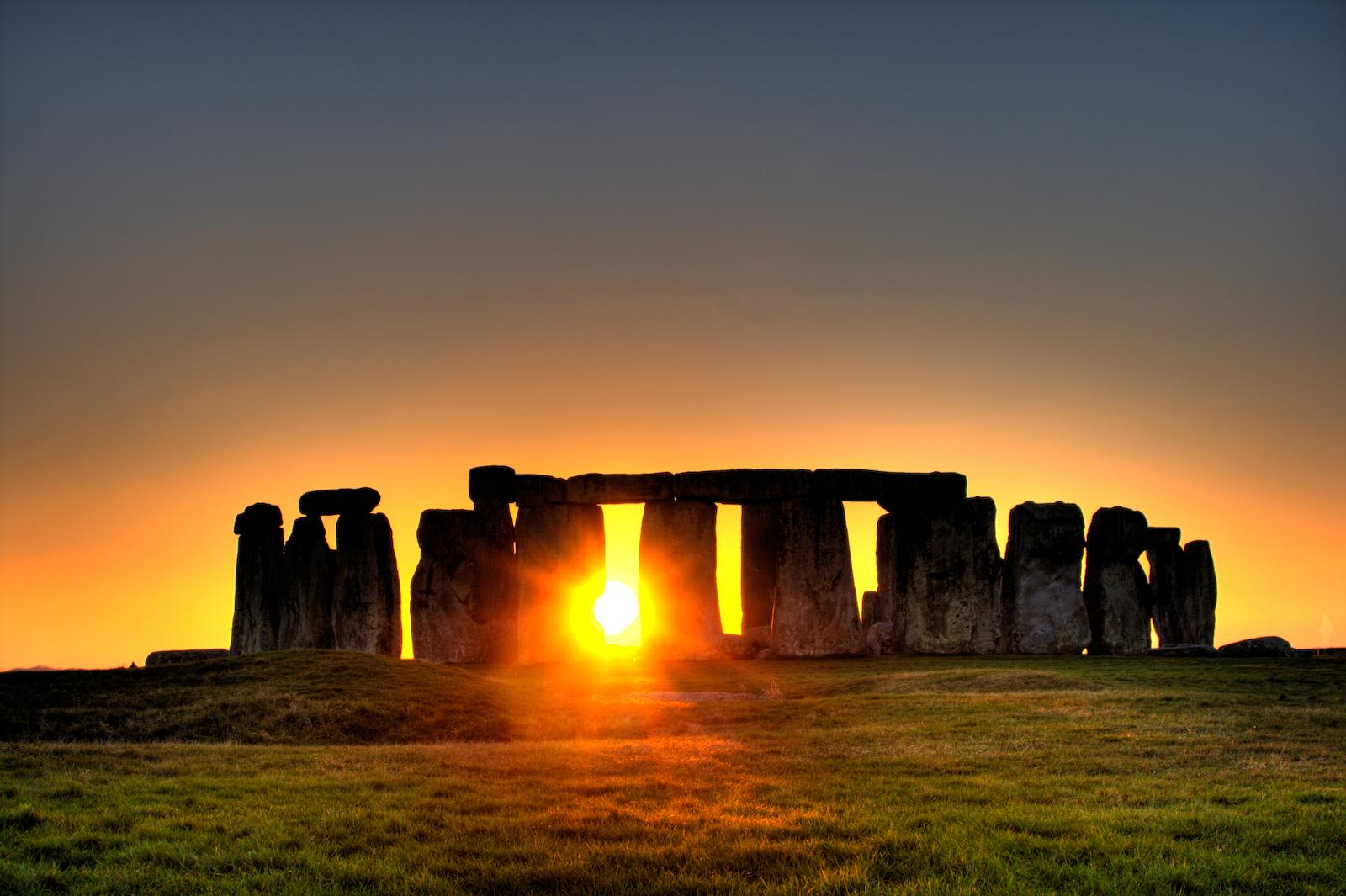 Stonehenge Simon Wakefield
